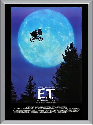 E.T. Movie A1 To A4 Size Poster Prints