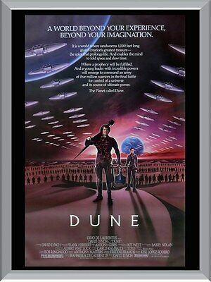 Dune Movie A1 To A4 Size Poster Prints