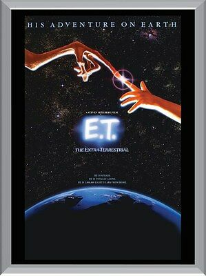 E.T. The Extra-Terrestrial A1 To A4 Size Poster Prints