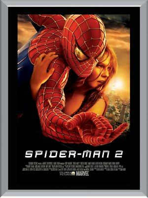 Spider-man 2 A1 To A4 Size Poster Prints