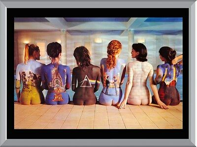 "Pink Floyd ""Back"" Catalogue A1 To A4 Size Poster Prints"