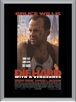 Die Hard With A Vengeance Movie A1 To A4 Size Poster Prints