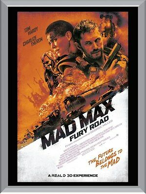 Mad Max Fury Road A1 To A4 Size Poster Prints