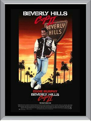 Beverly Hills Cop 2 Movie A1 To A4 Size Poster Prints