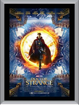 Doctor Strange Movie A1 To A4 Size Poster Prints