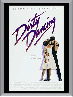 Dirty Dancing Movie A1 To A4 Size Poster Prints