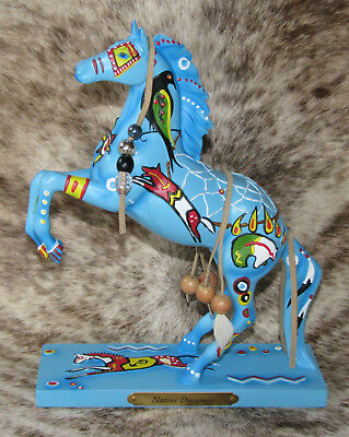 TRAIL OF PAINTED PONIES Native Dreamer Low 1E/0235~Spiritual Visions & Dreams~