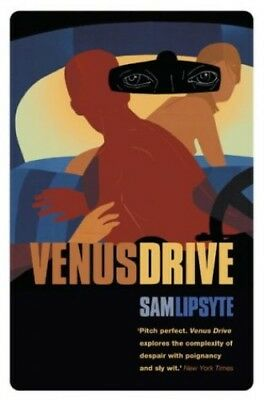 Venus Drive by Lipsyte, Sam Paperback Book The Cheap Fast Free Post