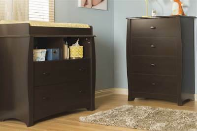 Changing Table with Chest in Espresso [ID 3180666]