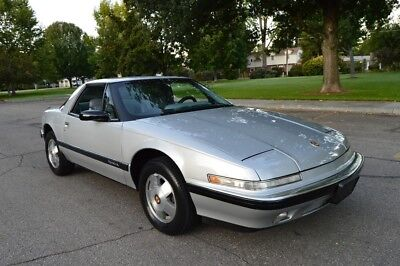 1990 Buick Reatta Base Coupe 2-Door BEAUTIFUL VERY RARE PAMPERED MOSTLY ORIGINAL SURVIVOR 1990 BUICK REATTA COUPE
