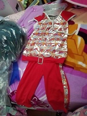 """Curtain Call Costume """"Too Cool"""" w hat Child CSM/CME"""