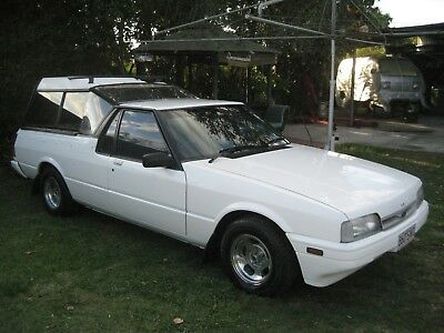 Ford Ute Restored Special Canopy Can Sleep In Back  5 Speed  Air Con