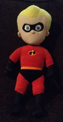 Disney Store Talking Dash Soft Toy The Incredibles