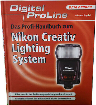 Buch Nikon Creativ Lighting System