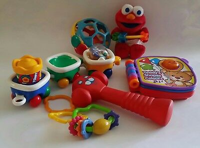 bulk baby toys fisher price / Tommy and more