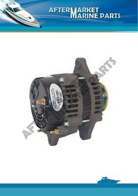 Mercruiser 3.0L 3.0LX 4Cylinder 2000 and up marine alternator replaces: 862030