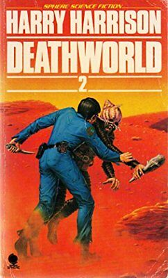 Deathworld 2 by Harry Harrison Paperback Book The Cheap Fast Free Post