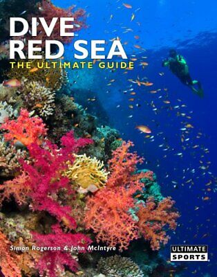 Dive Red Sea: The Ultimate Guide by John McIntyre Paperback Book The Cheap Fast