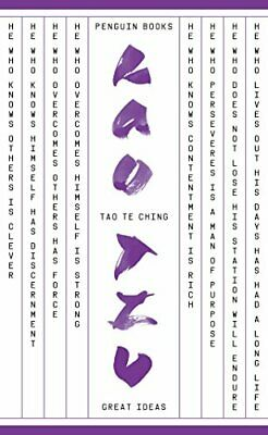 Tao Te Ching(Penguin books great ideas) (Penguin Great ... by Tzu, Lao Paperback