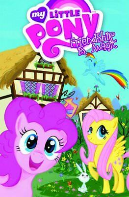 My Little Pony: Friendship is Magic Part 1 by Cook, Katie Book The Cheap Fast