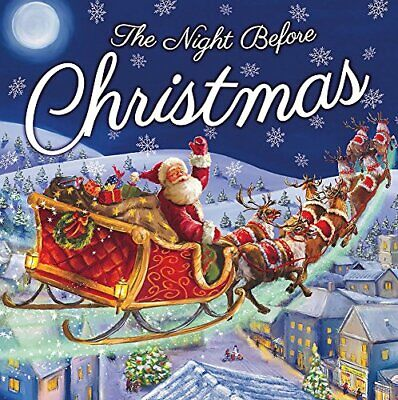 TheNight Before Christmas (Picture Storybooks) by Moore, Clement C. Book The
