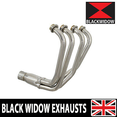 Gsx 750 F 1997-2007  Exhaust Pipes Down Front Headers Manifold New Stainless