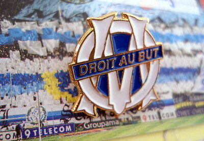 Pin's OM - Olympique Marseille Logo vintage Foot