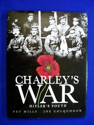 Charley's War 8 Hitler's Youth: Hardcover with dust jacket. 1st edition. VFN