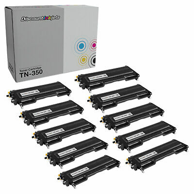 4PK TN350 TN-350 Toner for Brother DCP-7010 7020 7025 MFC-7220 7420 7820 Series