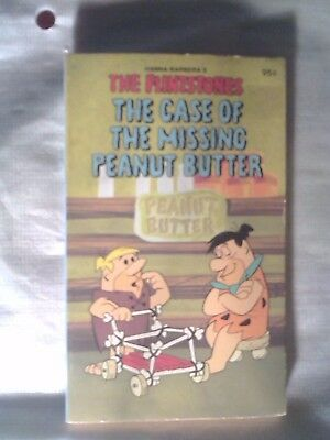 The Flintstones The Case Of The Missing Peanut Butter 1978 Hanna-Barbera