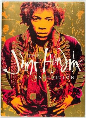 'The Jimi Hendrix Exhibition Portfolio' - 6x lithographs + 2x catalogs - limited