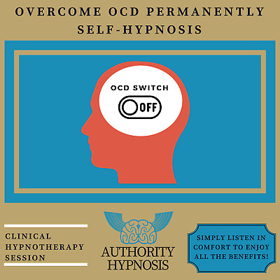 Overcome OCD Permanently Hypnosis, Stop Intrusive Thinking, End Anxiety Now