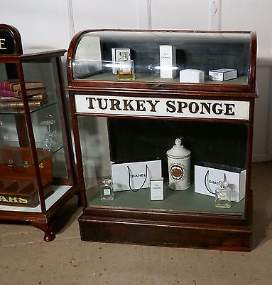 TURKEY SPONGE Chemist Shop Display Cabinet, Beauty Parlour, Coiffure Pharmacy