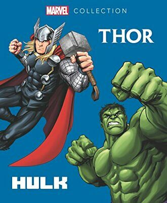 Marvel Collection Thor & Hulk (Movie Collection) by Parragon Book The Cheap Fast