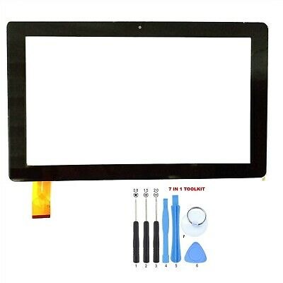 "Touch Screen Digitizer Glass for 10.6 Inch Dragon Touch X10 10.6"" In Tablet PC"