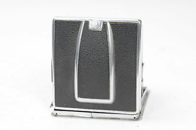 Hasselblad Waist Level Finder WL Chrome Early                               #967