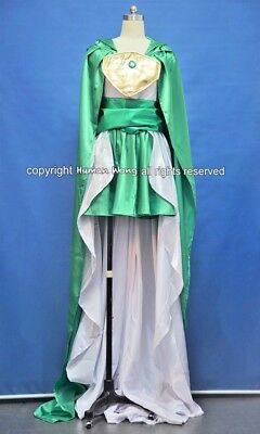 Magic Knight Rayearth Fuu Hououji Cosplay Costume Size M Human-Cos