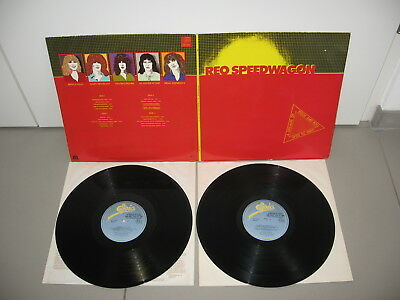 Reo Speedwagon-A decade of rock and roll 1970 to 1980 (2 LP/TOP)
