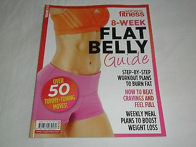 Women's Fitness - 8 Week Body Flat Belly Guide - Over 50 Tummy-Toning Moves - Bn