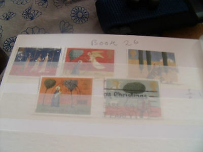 g b stamps book  26