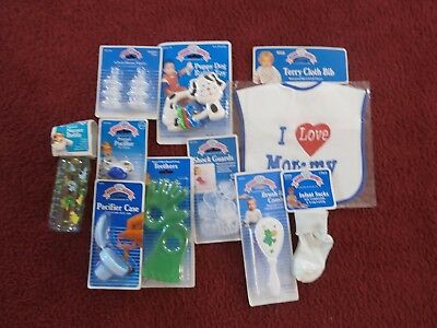 Boys Lot Of New 10 Piece Baby King Baby Variety Items