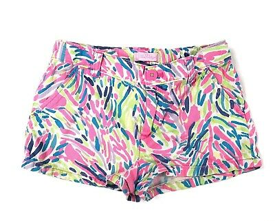 Lilly Pulitzer Shorts ~ Colorful Shorts From Summer 2015 ~ Girls Size 8