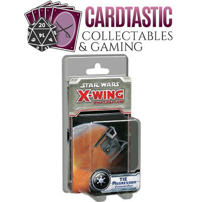Star Wars X-Wing TIE Aggressor Expansion Pack