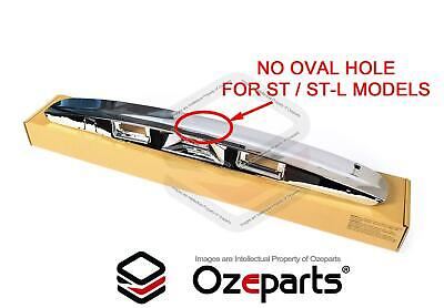 Tailgate Door Handle Garnish Cover Chrome No Hole For Nissan Dualis J10 07~18