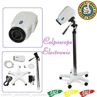 EC100 CONTEC Electronic Colposcope High Resolution SONY Imaging System Endoscopy