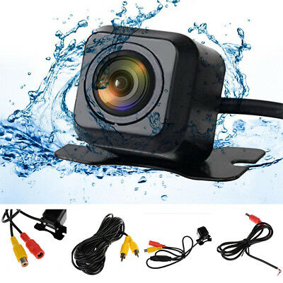 Waterproof 170° CMOS Car Rear View Backup Reverse Parking Camera Night Vision
