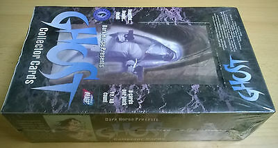 GHOST Collector cards box (Mint, Sealed)