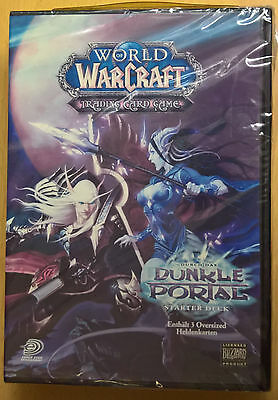 World of Warcraft (WoW) TCG - Durch das Dunkle Portal Starter Deck (Mint,Sealed)