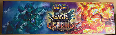 World of Warcraft (WoW) TCG - World Breaker War of the Elements (Mint,Sealed)