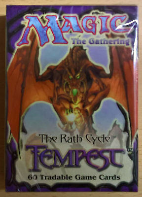 Magic the Gathering WOC6527 - Tempest The Rath Cycle- Starter Deck (Mint,Sealed)